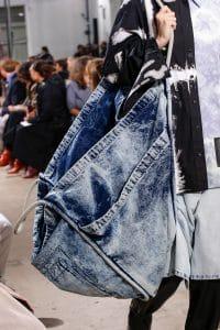 Proenza Schouler Denim Oversized Tote Bag 3 - Spring 2019