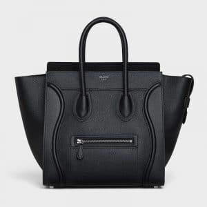 Celine Mini Luggage Bag 1