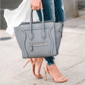 Celine Mini Luggage Bag 2