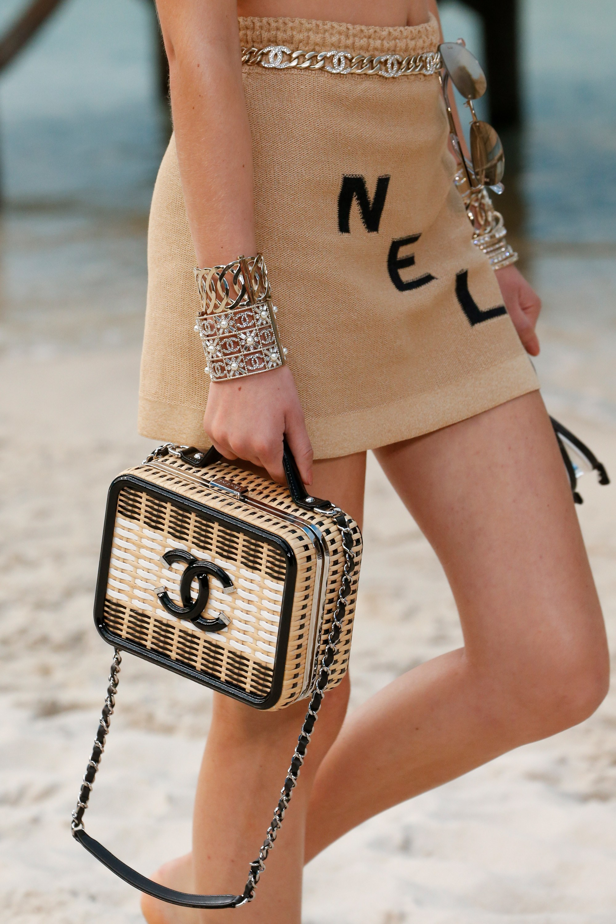 Chanel Spring Summer 2019 Runway Bag Collection Chanel