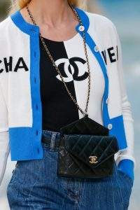 Chanel Black Belt Bag - Spring 2019