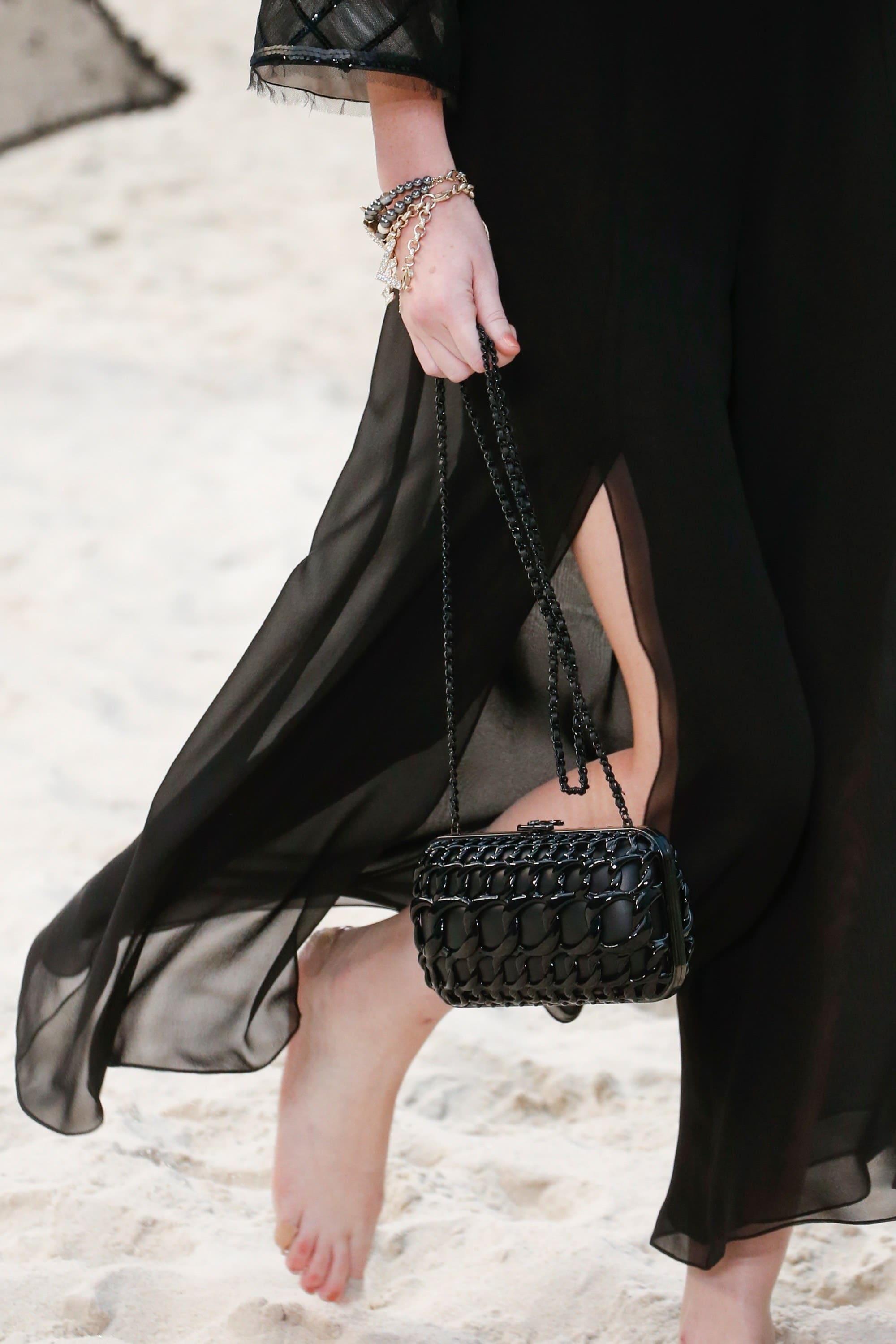 53de7cabf0f6 Chanel Spring Summer 2019 Runway Bag Collection - Chanel By The Sea ...