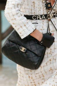 Chanel Black Flap Bag - Spring 2019