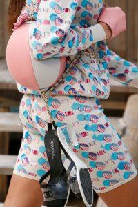 Chanel White/Pink Beach Ball Bag - Spring 2019
