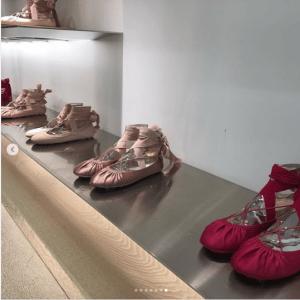 Dior Ballet Shoes 1 - Spring 2019