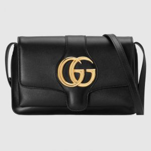 Gucci Black Arli Small Shoulder Bag