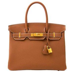 Hermes Birkin 30 Bag 1
