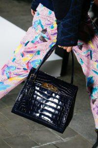 Louis Vuitton Black Crocodile Top Handle Bag - Spring 2019