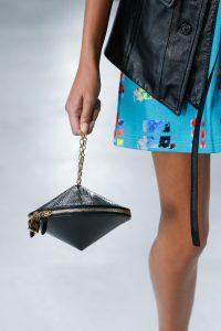 Louis Vuitton Black Geometric Shaped Clutch Bag - Spring 2019