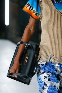 Louis Vuitton Black Top Handle Bag 2 - Spring 2019