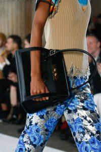 Louis Vuitton Black Top Handle Bag - Spring 2019