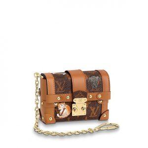 Louis Vuitton Catogram Essential Trunk