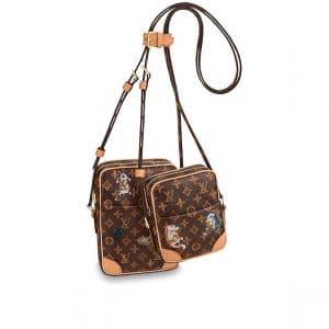 Louis Vuitton Catogram Paname Set Bag