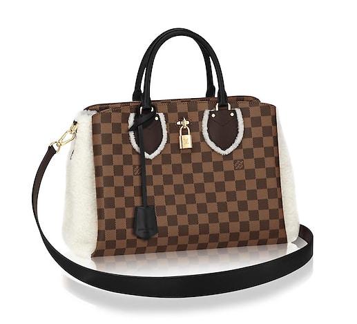 Louis Vuitton Damier Ebene Normandy Bag