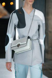 Louis Vuitton Gray Flap Bag 2 - Spring 2019