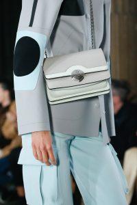 Louis Vuitton Gray Flap Bag - Spring 2019