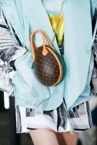 Louis Vuitton Monogram Canvas Oval Bag - Spring 2019