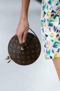 Louis Vuitton Monogram Canvas Round Clutch Bag - Spring 2019