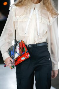Louis Vuitton Multicolor Printed Flap Bag 3 - Spring 2019