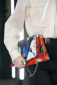 Louis Vuitton Multicolor Printed Flap Bag - Spring 2019