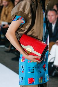 Louis Vuitton Red Python Flap Bag - Spring 2019