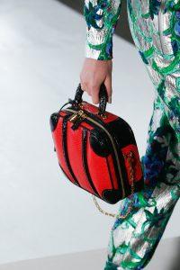 Louis Vuitton Red/Black Python Vanity Case Bag - Spring 2019