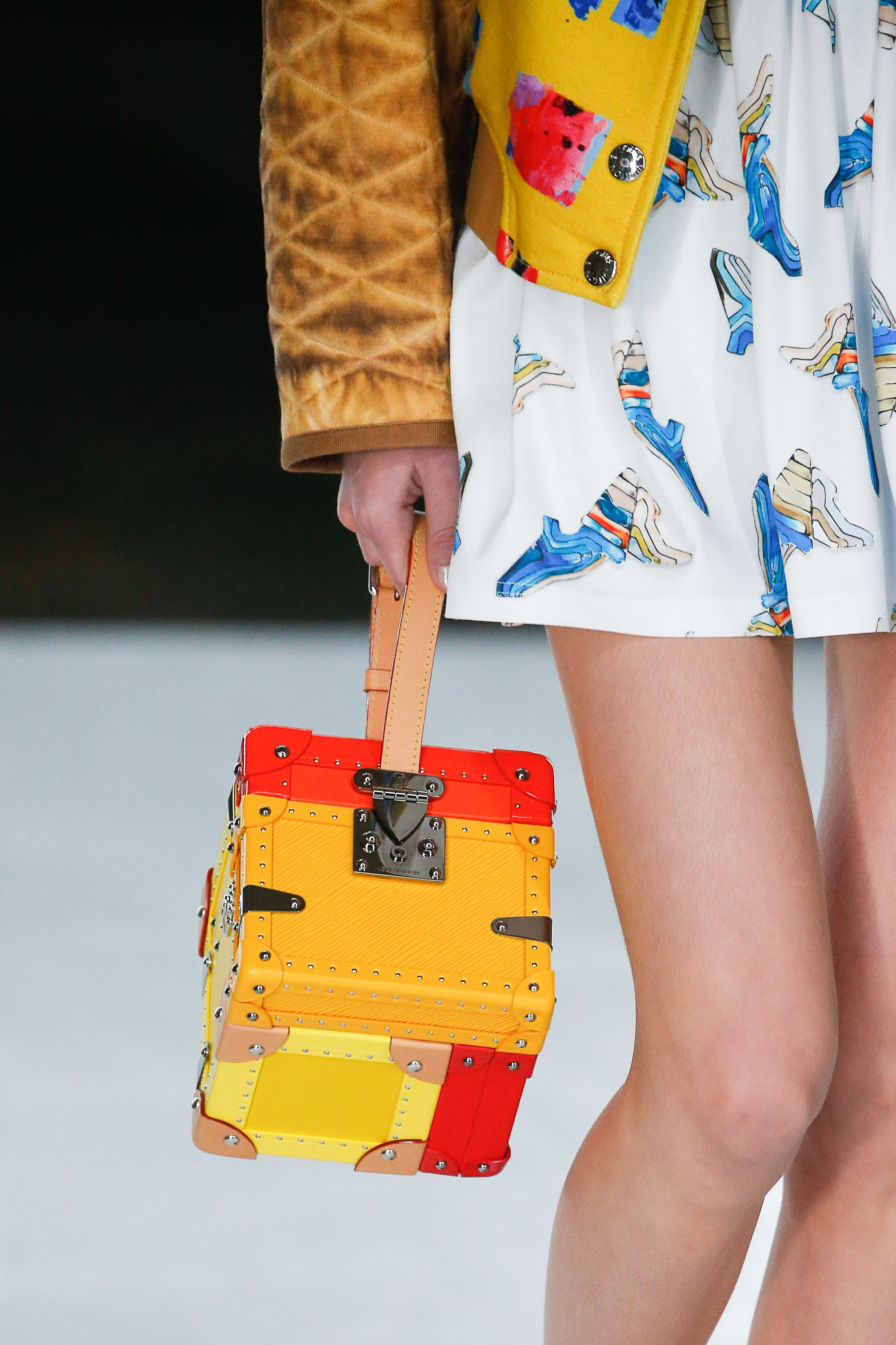 Louis Vuitton Spring Summer 2019 Runway Bag Collection Spotted Fashion