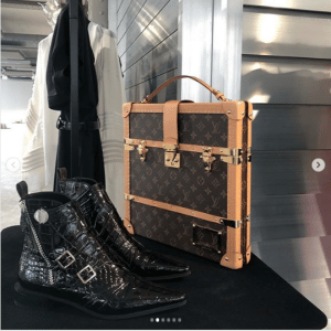 Louis Vuitton Monogram Canvas Trunk Bag 2 - Spring 2019