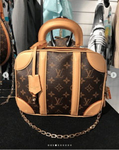 Louis Vuitton Monogram Canvas Vanity Bag - Spring 2019