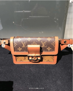 Louis Vuitton Monogram Reverse Dauphine Bag - Spring 2019