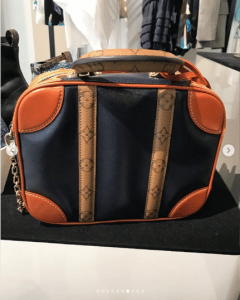 Louis Vuitton Leather Vanity Bag - Spring 2019