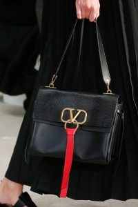 Valentino Black Shoulder Bag 3 - Spring 2019