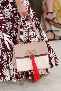 Valentino Pink/White Shoulder Bag 2 - Spring 2019
