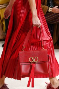 Valentino Red Shoulder Bag 2 - Spring 2019