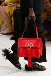 Valentino Red Shoulder Bag 4 - Spring 2019