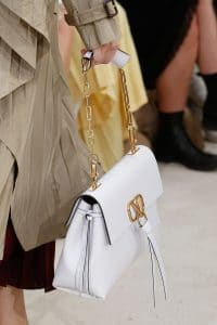 Valentino White Shoulder Bag 2 - Spring 2019