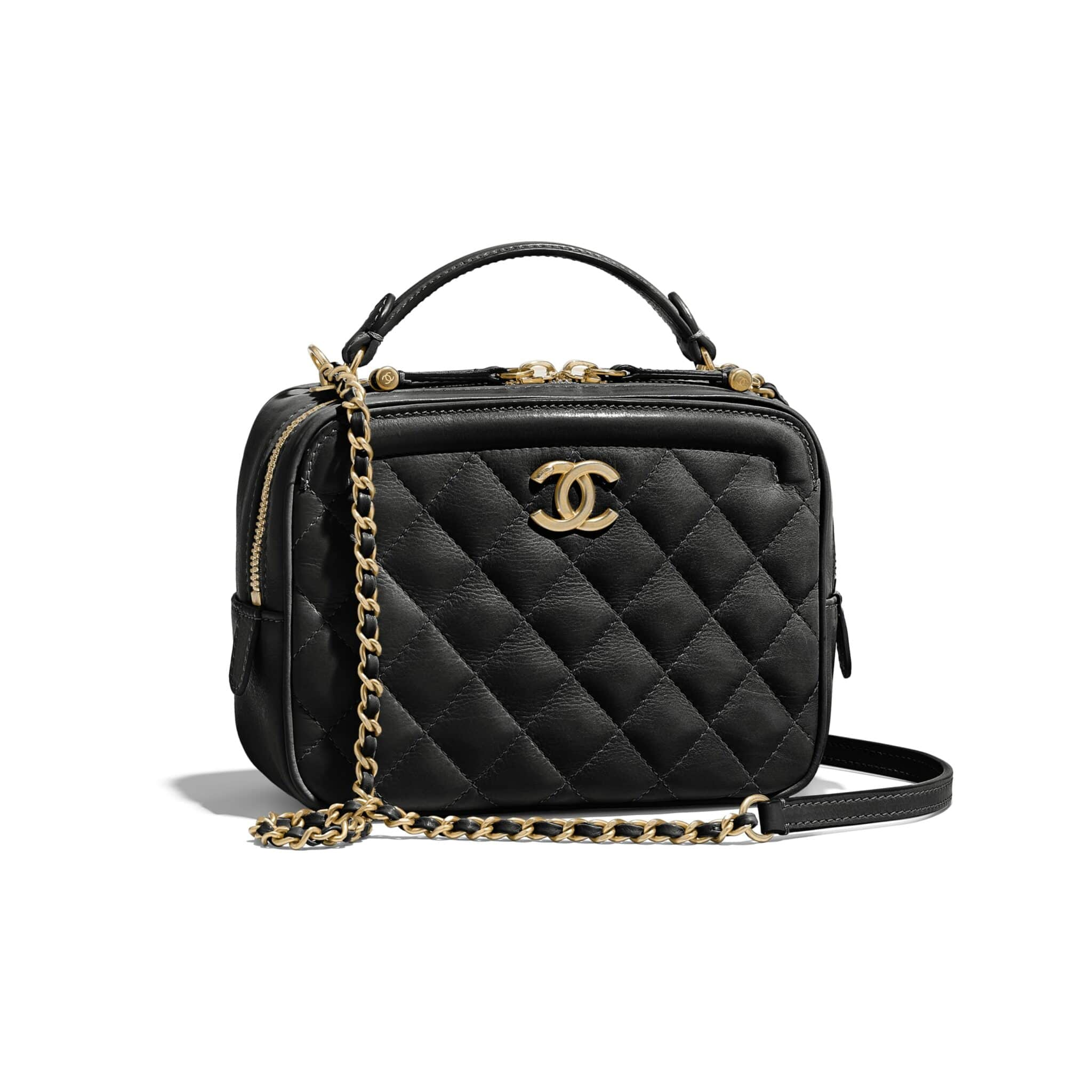 61cf67e99266 Chanel CC Quilted Vanity Case Reference Guide