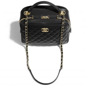 Chanel CC Vanity Case Bag 2