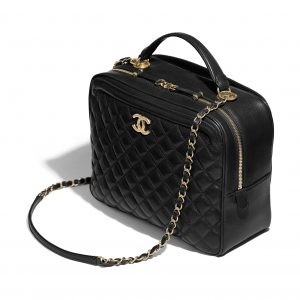 Chanel CC Vanity Case Bag 3