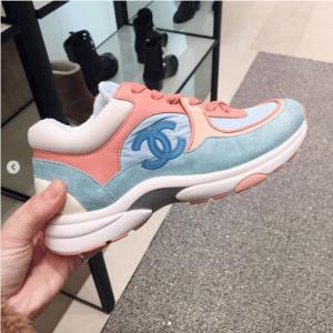 Chanel Sport Runner Sneaker 10