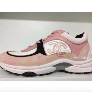 Chanel Sport Runner Sneaker 4