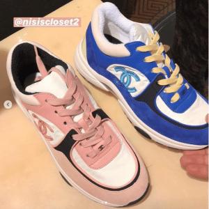 Chanel Sport Runner Sneaker 5