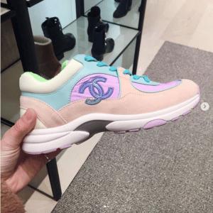 Chanel Sport Runner Sneaker 9