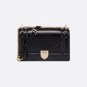 Dior Black Diorama Flap Bag