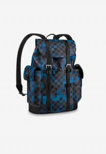 Louis Vuitton Damier Graphite Christopher Backpack Bag