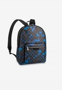 Louis Vuitton Damier Graphite Josh Backpack Bag