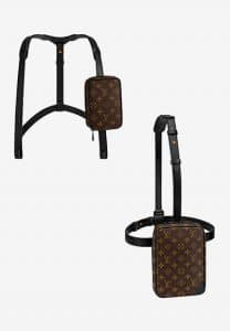 Louis Vuitton Monogram Canvas Crossbody Bags