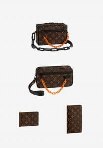 Louis Vuitton Monogram Canvas Mini Pouch Bags and Small Leather Goods