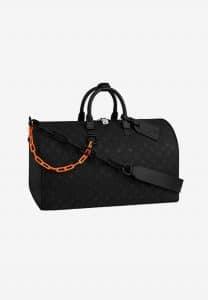 Louis Vuitton Monogram Empreinte Keepall Bag