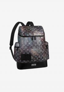Louis Vuitton Monogram Galaxy Alpha Backpack Bag